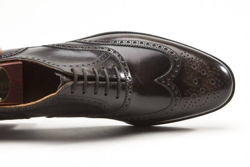 Мужские ботинки броги - Stone Forest