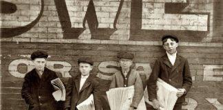 Дети американского рабочего класса - Stone Forest