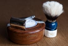 Набор для бритья - Stone Forest