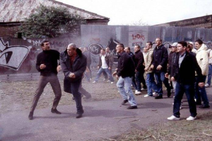 Кадр из фильма Фабрика Футбола - Stone Forest