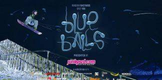 Фильм про сноубординг blue balls - Stone Forest
