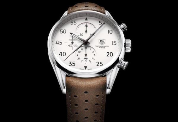 TAG Heuer Carrera SpaceX 1887 - Stone Forest