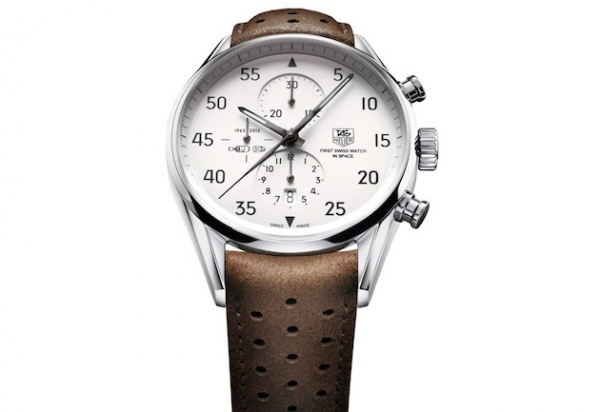 Heuer Carrera SpaceX 1887 - Stone Forest