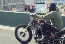 Мотоциклист Тодд Блубау - Stone Forest
