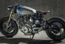 Мото Yamaha XV750 Virago - Stone Forest