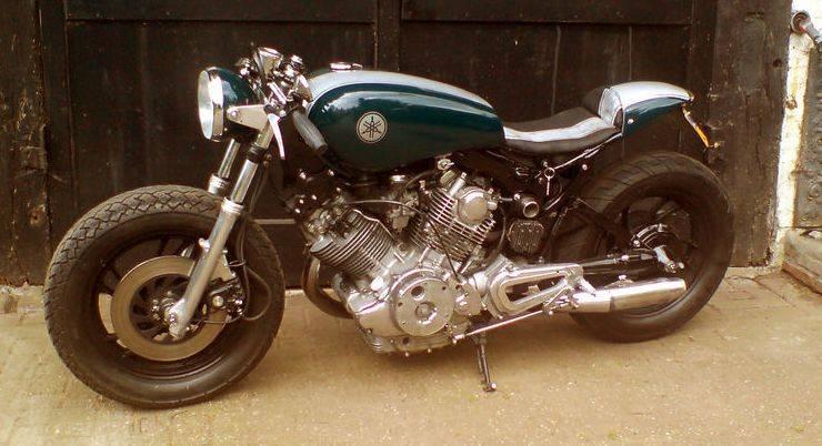 Мотоцикл Yamaha XV750 Virago - Stone Forest