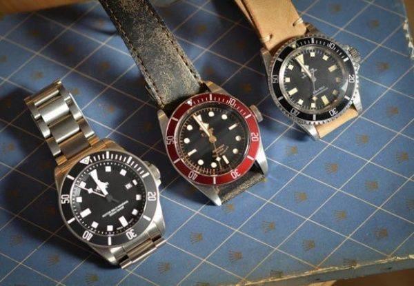 Мужские часы Rolex Tudor - Stone Forest