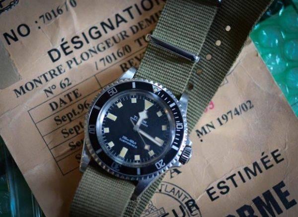 Культовые часы Rolex Tudor - Stone Forest