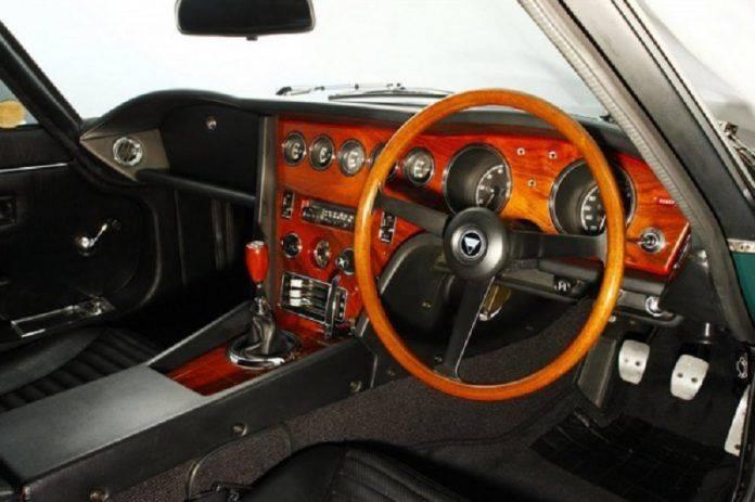 Бесподобное авто - Toyota 2000GT - Stone Forest