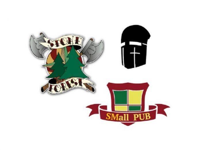 Коллаборация Small Pub и Proudheart - Stone Forest