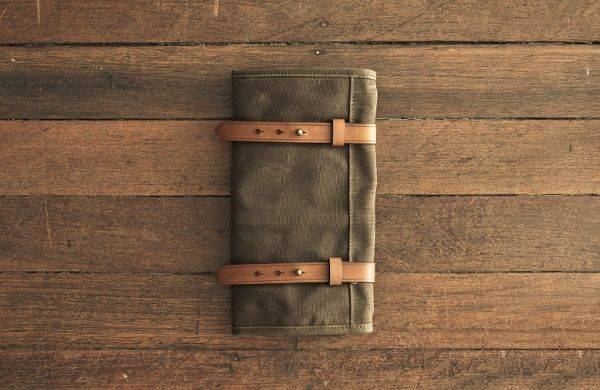 Deus Ex Machina x MAKR CARRY GOODS - Stone Forest