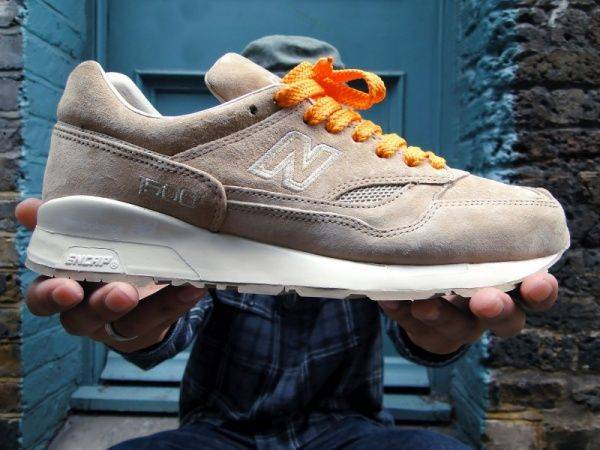 Кроссовки United Arrows x New Balance CM1500 - Stone Forest