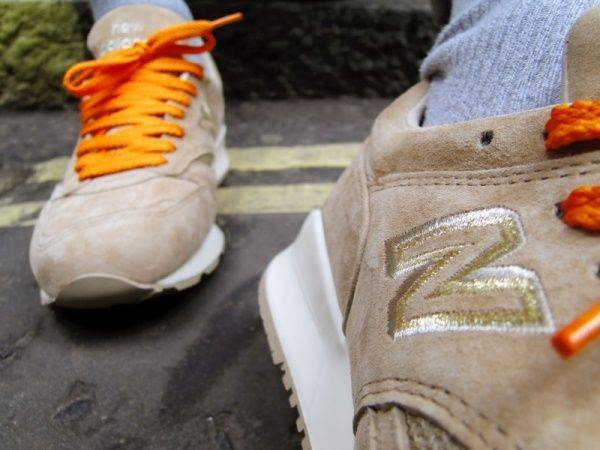 Кроссовки United Arrows x New Balance - Stone Forest