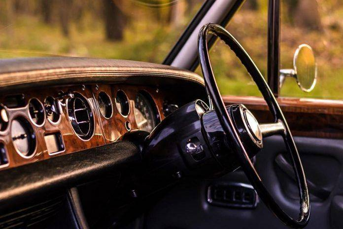 Салон Rolls Royce - Stone Forest