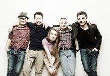 Музыкальная группа THE MELODIES - Stone Forest