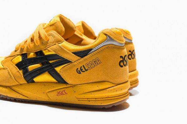 Кроссовки Asics GEL SAGA Kill Bill - Stone Forest