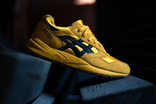 Кроссовки Asics GEL SAGA II Kill Bill - Stone Forest