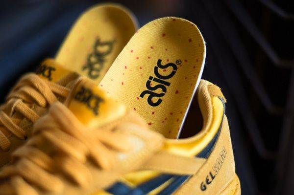 Asics Kill Bill - Stone Forest