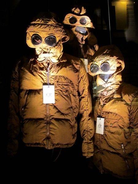 Куртки CP Company - Stone Forest