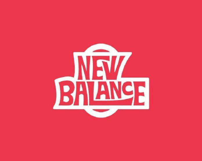 Special Logo New Balance - Stone Forest