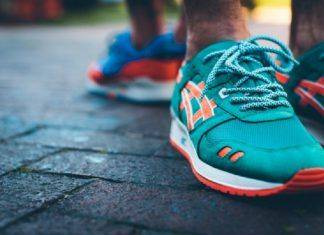 Кроссовки Ronnie Fieg x asics GEL LYTE III 'East Coast Project' Pack - Stone Forest