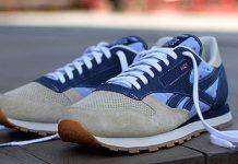mita sneakers x Reebok Classic Leather Tokyo 24/7 -Stone Forest