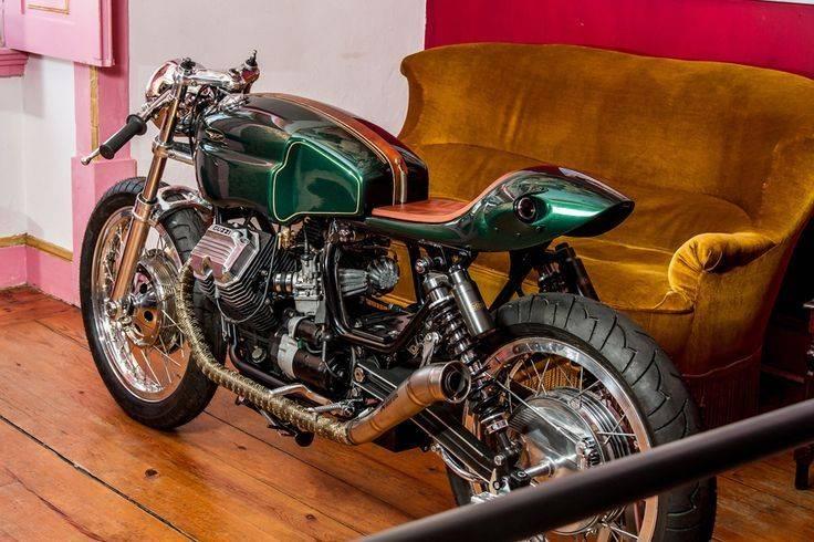 Moto-Guzzi-V65-Mondego - Stone Forest