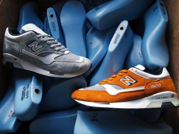 Кроссовки New Balance M1500 - Stone Forest