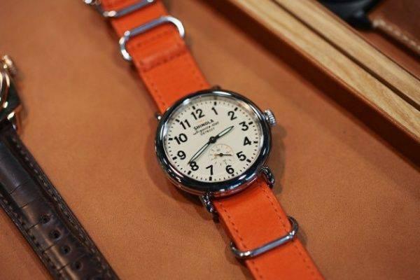 Часы Shinola - Stone Forest