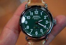 Мужские часы Shinola - Stone Forest