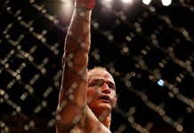 Джуниор Дос Сантос на UFC 160 - Stone Forest