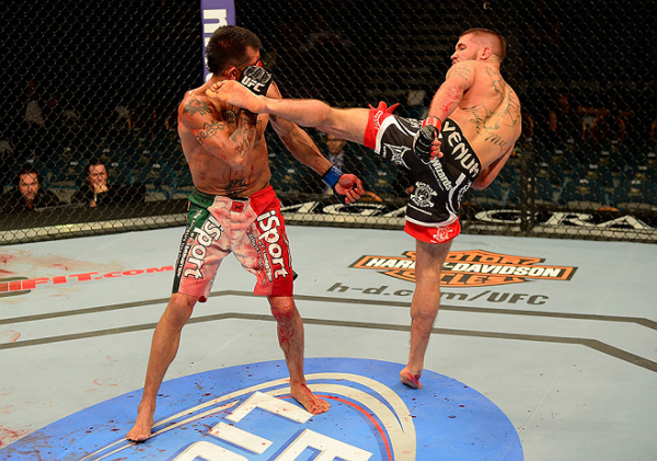 UFC 160 - Stone Forest