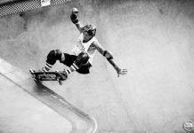 Скейтбординг внутри бассейна - Stone Forest