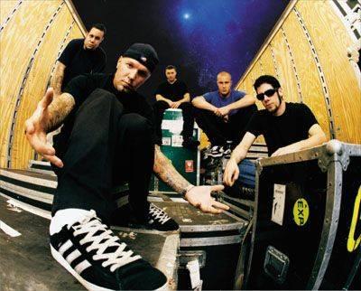 Группа Limp Bizkit - Stone Forest