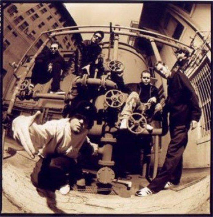 Limp Bizkit 1995 - Stone Forest