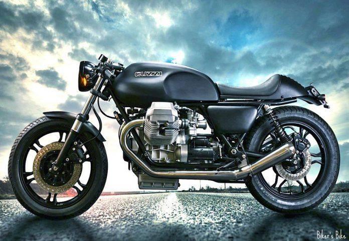 Мотоцикл Guzzi