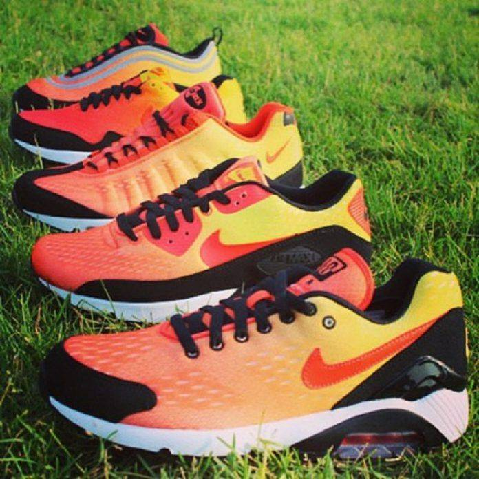 Air Max EM Sunset Pack - Stone Forest