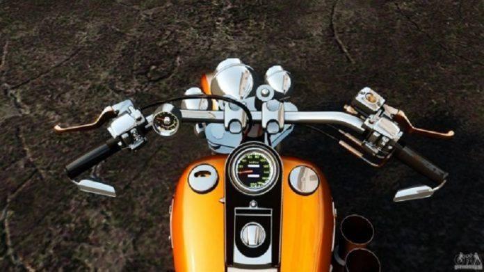 Мотоцикл Harley-Davidson Fat Boy - Stone Forest
