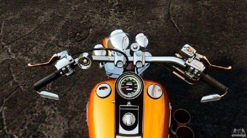 Мотоцикл Harley-Davidson Fat Boy - Stone Forest