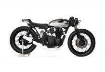 Honda CB Four NK-A - Stone Forest