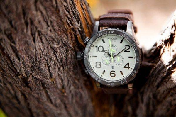 Nixon 51-30 Chrono - Stone Forest