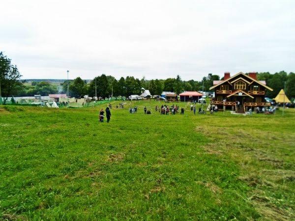 Боровской курган 2013 - Stone Forest