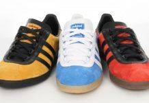 Кроссовки adidas Originals Trimm Star Pack - Stone Forest