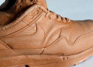 Шоколданые кроссовки Nike Air Max - Stone Forest