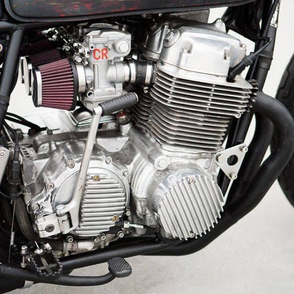 Honda CB750K7 - Stone Forest
