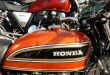 Выставочный мотоцикл Honda - Stone Forest
