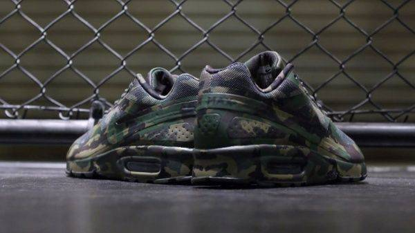 Nike Air Max Camouflage - Stone Forest