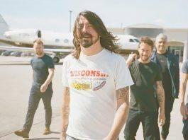 Группа Foo Fighters - Stone Forest