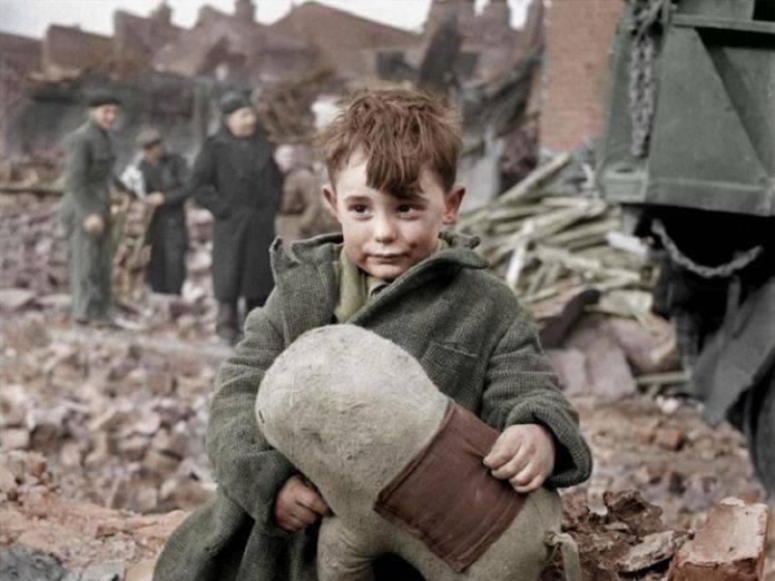 Лондонская сирота. 1945 год - Stone Forest
