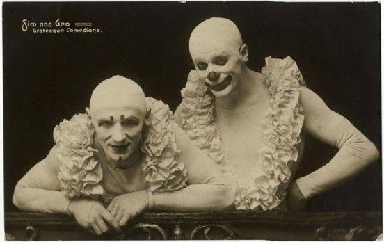 Страшные клоуны - Stone Forest